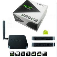 MINIX NEO X7 Android TV Box 16GB 2GB RAM RK3188 Quad Core HDMI 1080P Mini PC Set Top Box TV Receiver XBMC Google Media Player