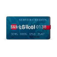Server credits for lg tool