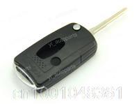 Remote Flip Folding Key Shell Keyless Fob Case Fit For Mitsubishi Lancer Outlander Colt Mirage 3