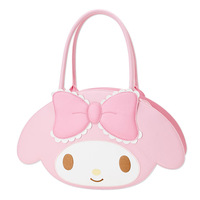 Women soft bag sweet bow women's handbag Pink rabbit handbag