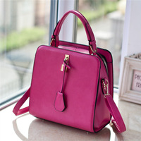 2014 new Korean ladies fashion handbags / Mobile Messenger bag / bags with interlocking stereotypes free shipping
