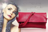 Free shipping 2014 Women Handbag clutch Messenger Bags women  Leather handbag shoulder pouch new arrive messenger shoulder bag