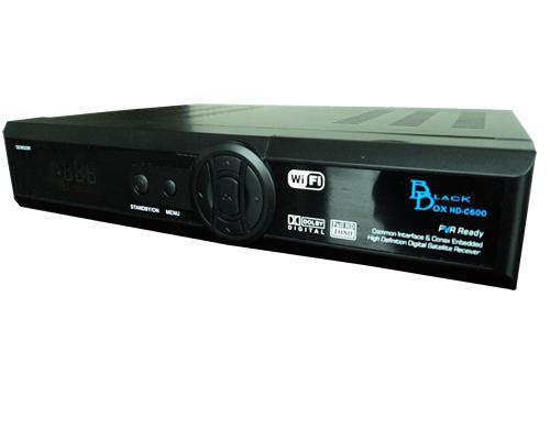 2 pezzi Blackbox hdc600 Singapore tv via cavo ricevitore supporto coppa del mondo e BPL, canali HD