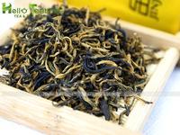 24bags/lot jin jun mei golden eyebrow black tea,wu yi mountain top grade red tea organic jinjunmei golden eyebrows teas hong cha