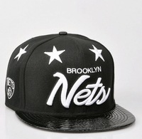 2014 fashion new hot women and men sport hiphop bboy top quality brooklyn 3D embroidery flat snapback hat