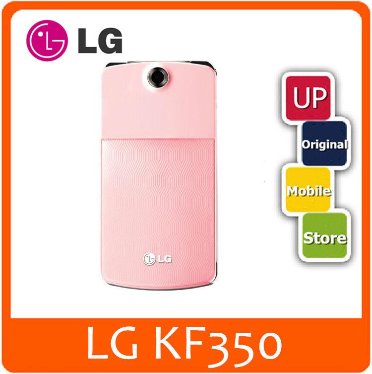 Original Unlocked lg KF350 Mobile Phone Ice Cream 3.15MP Refurbished in stock(China (Mainland))