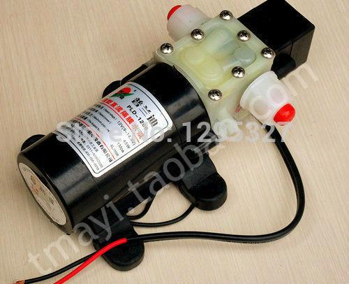 Ofertas especiais de lavagem de carro máquina de limpeza 12 V Mini portátil de alta pressão da bomba de água máquina de lavar 45 W PLD3201 bombas qualidade(China (Mainland))