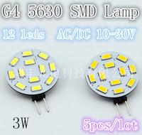 Free shipping, bright LED 5630 SMD lamp, 470LM AC/DC10-30V, quality assurance 5pcs/lot