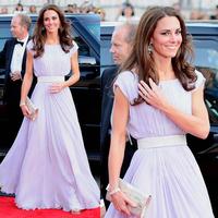 Women's Dress Kate Dress fairy spring and summer white chiffon one-piece dress