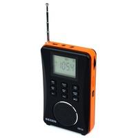 FM Stereo Digital Audio MP3 Card Full Band Radio Radios Degen DE26 Y4105A