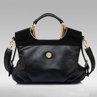 2014 Hot New  Fashion Desigual POLO Brand Handbags Cow Genuine Leather Shoulder Bags Women Messenger Bag Items Totes Bolsas Bule