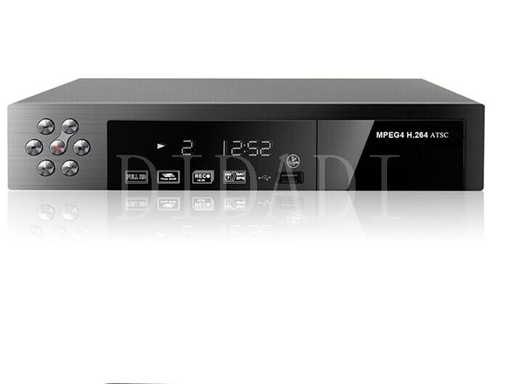 2014 Newest Digital ATSC TV Tuner digital TV Receiver for C