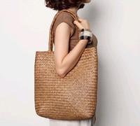 HOT! Handmade girl Summer bags Beach bag female bag rattan straw bags woven bamboo handbag women handbags totes