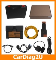 2014 New for BMW ICOM A2+B+C Diagnostic & Programming Tool without Software ICOM A2 for BMW  EMS Shipping