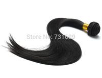 super deal best selling brazilian virgin hair wefts 100% human hair 100g/bundle 3pcs lot human hair extension straight free DHL
