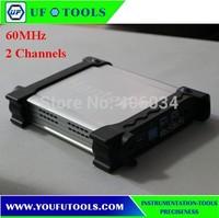 DSO3062AL  Automotive Diagnostic Oscilloscope PC USB Oscilloscope 2ch 60Mhz