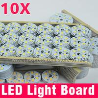 10PCS 3W 5W 7W 9W 12W 15W 18W 5730 SMD LED Chip White Light Board Lamp For Bulb, Downlight, Ceiling Light Refit