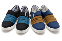 2014 New Fashion Sneakers for men's Flats Casual Canvas Shoes Espadrilles Man sneakers sports running shoes NA04 free shipping