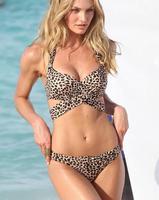 2014 NEW Fashion swimwear Brand Bra Woman Sexy print bikinis set PAD Swimsuits Sport Fringe Top Swimwear Beachwear!@1382