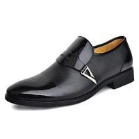2014 New Men's Fashion Flats,Business Shoes,Men's PU Leather Oxford shoes Dress shoes Size:38-43,XMP064