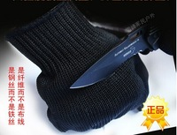 FreeShip by DHL100% Kevlar Work Protective Gloves Cut-resistant Anti Abrasion Safety Gloves Cut Resistant Level 5 500pcs=250pair