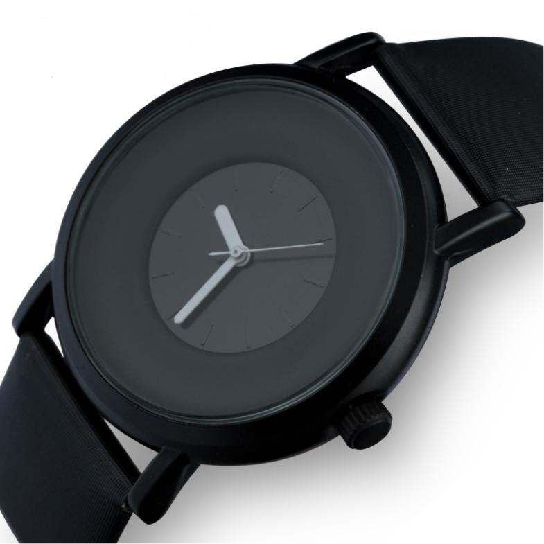 2014 Sinobi Brand New Fashion Casual Men Quartz Wristwatch Simple Elegant Style Leather Strap Gift Watch Men Free Shipping(China (Mainland))