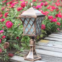 Fashion wall light outdoor lamp post caplights garden lights lawn lamp post outdoor lamp wall light