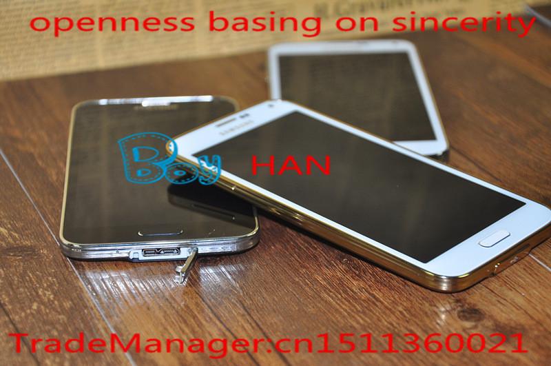 "video show S5 phone Brand new high quality MTK 6592 13.MP 2GB RAM 32GB ROM 5.1"" HD IPS display screen octa core smart phone(China (Mainland))"