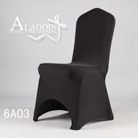 2014 hot sale Spandex Lycra Chair Cover for wedding/cover chair spandex/elastic chair cover for banquet chair-China Factory
