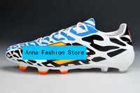 2014 Soccer Shoes Messi World Cup Brazil Turf Football Boots Shoes Men