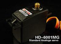 Power HD-6001MG Standard Size Analog Metal Gear Servo free shipping