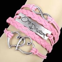 wholesale women bracelet fashion colorful shamballa bracelet girl charm bracelet  free shipping S-33