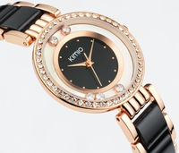 Watches Women Luxury Brand, Eyki Kimio Brand Watches Fashion ladies high-end crystal Hour Quartz Clock Free Shipping