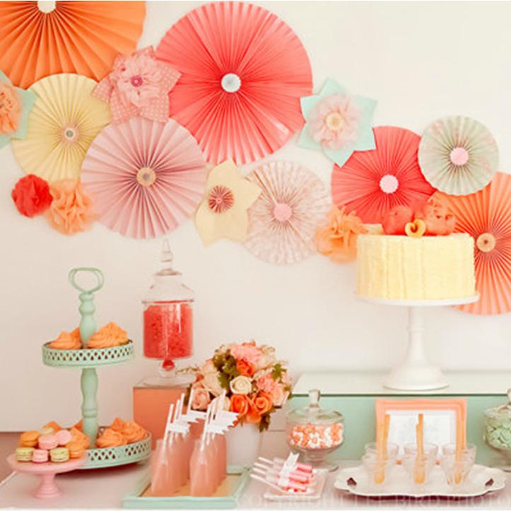 Diy tissue pom pom backdrop - Tissue Paper Decoration Promotion Online Shopping For