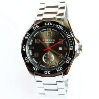 Watch Men Luxury Original Brand CURREN Quartz Waterproof  Watches,Japan Movement with Calendar Function, Free Shipping