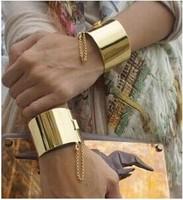 B14 bangle Fashion Punk Personalized Metal Bangle bracelets Jewelry wholesale for women 2014   ( $10 free shipping )