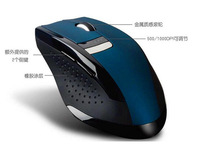 3200 Optical 2.4Ghz wireless mouse 10M working distance + free shipping