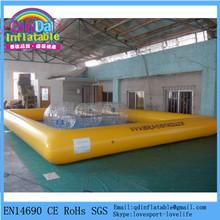 Grande piscina piscinas infláveis quadrados para adultos(China (Mainland))