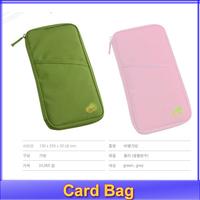 free shipping 1pcs/lot Multi-functional leisure series credit card bag