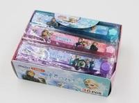 Free Shipping 36pcs/lot FROZEN snow Romance Adventure rotating folding rulers