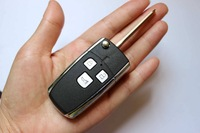 High Quality 3B Toyota Modified Flip Folding Remote Key Shell Case Cover for Corolla VIOS 3 Buttons + Free Shipping