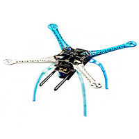 """""""FPV S500 Upgrade F450 Quadcopter Frame Kit with 2 Axis Gopro Brushless Gimbal Combo  """""""