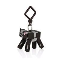 Minecraft Hangers Cow 3 Inch Action Figure Keychain -M7