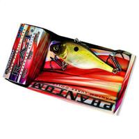Kosadaka Series Fishing Lure Floating Vib Lures Hard Baits Pesca Fishing Tackle 7.2g 55mm Free Shipping