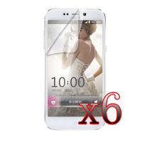 6x Matte LCD Screen Protector Film For Sugar SS129