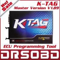 2014 New Arrivals K-TAG ECU Programming Tool Master Version KTAG ECU Programmer 100% J-Tag compatible Latest Software