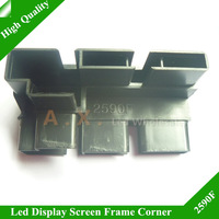 8Pcs/Lot 2590F Straight Corner LED Display Frame Accessories