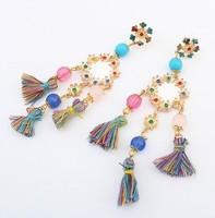YXSP1607       2014 new fashion  National Wind retro personality     earring for women