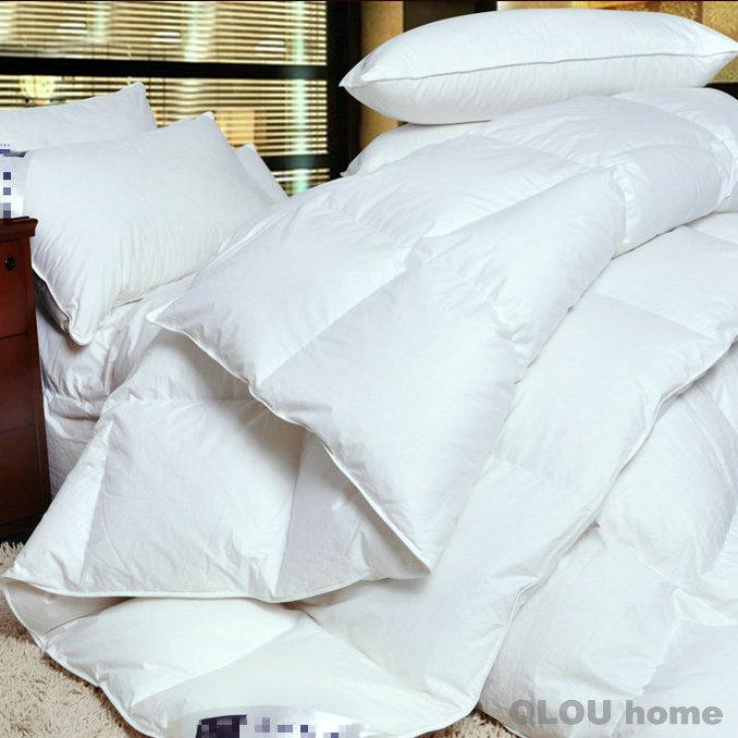 qualidade superior alta swandown 310g luxo mudo respirável para baixo pela primavera e outono verão é legal(China (Mainland))