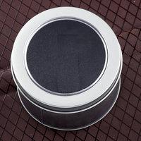 100pcs Watch And Jewelry Iron Round Packing Box Free Shipping